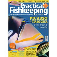 مجله Practical Fishkeeping 2020