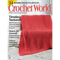 مجله Crochet World 2020