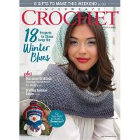 مجله Interweave Crochet Winter 2020