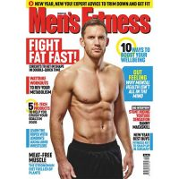 مجله 2020 Mens Fitness UK